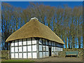 ST1177 : Abernodwydd Farmhouse, St Fagans National History Museum by Robin Drayton