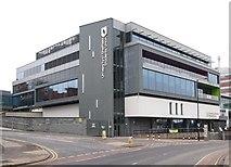 SK3487 : Student Union Building, Glossop Road, Sheffield by David Hallam-Jones