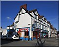 TA1230 : Parade of shops, Holderness Road by Jonathan Thacker