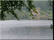 SK1789 : The Derwent dam by Malcolm Neal