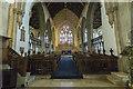 SK8608 : Chancel, All Saints' church, Oakham by J.Hannan