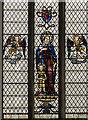 SK8608 : East window, Lady Chapel, All Saints' church, Oakham by Julian P Guffogg