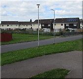 ST3487 : Broadmead Park houses, Newport by Jaggery