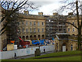 SK0573 : The Crescent, Buxton by Stephen McKay