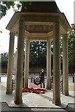 TQ2879 : Memorial Pavilion by N Chadwick