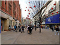 SJ8498 : Manchester, Market Street by David Dixon