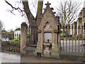 SE6052 : Drinking fountain, Museum Street, York by Stephen Craven