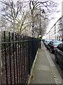 TQ2978 : St George's Square, Pimlico by PAUL FARMER