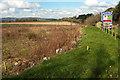 SX8473 : Northwest from Forches Cross by Derek Harper