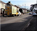 ST3090 : Abel & Cole delivery van, Pillmawr Road, Malpas, Newport by Jaggery