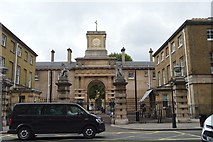 TQ2879 : Buckingham Palace, Royal Mews by N Chadwick