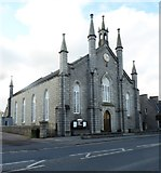 NJ7721 : St Andrews Parish Church, Inverurie by Stanley Howe