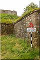 SZ4887 : North-west Bastion, Carisbrooke Castle by Ian Capper