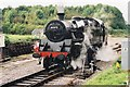SY9582 : BR Class 4MT no.80078 at Norden on the Swanage Railway by Jonathan Hutchins