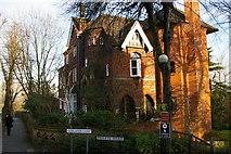 TQ1587 : Victorian villa, Peterborough Road, Harrow-on-the-Hill by Christopher Hilton