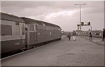 SU1585 : BR Class 47 at Swindon by Richard Sutcliffe