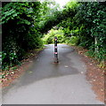 SO9322 : Honeybourne Line footpath & cycleway, Cheltenham by Jaggery