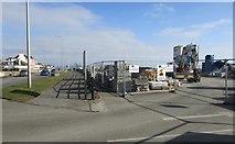 NO3800 : Shorehead car park, Leven by Bill Kasman