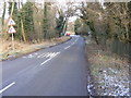 SO8580 : Narrow Road Ahead by Gordon Griffiths