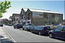 TQ0202 : Riverside Autos, Littlehampton by Robin Webster