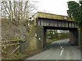 SK3828 : Railway bridge at Chellaston East Junction by Alan Murray-Rust