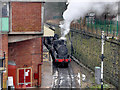 SD8010 : Victorian Steam Locomotive at Bury by David Dixon