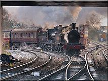 SD8010 : Double Header at Bury South by David Dixon