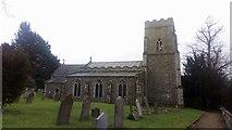 TM2384 : Parish Church of St Margaret by Stuart Shepherd