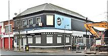 J3574 : Former Belvoir Bar, Belfast (March 2018) by Albert Bridge