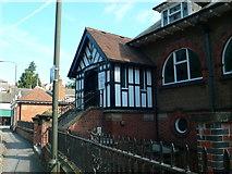 SK1746 : Century Hall, Ashbourne by Eirian Evans