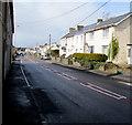 SN4201 : West along Dan Lan Road, Pembrey by Jaggery