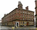 SE2933 : William Ledgard's Warehouse, Wellington Street by Alan Murray-Rust