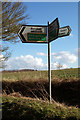 TL1320 : Roadsign on Dane Street by Adrian Cable