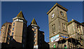 SX9163 : Tor Haven and Old town hall, Torquay by Derek Harper
