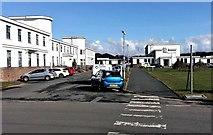 NS3141 : Ayrshire Central Hospital - Irvine by Raibeart MacAoidh