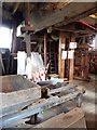 TL4069 : Cattell's Mill, Willingham - stone floor by Chris Allen