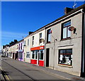SN4400 : Station Road businesses, Burry Port by Jaggery