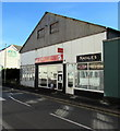 SN4400 : Natalie's and New Style, Station Road, Burry Port by Jaggery