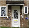 ST6568 : Meaning of life etc in Keynsham by Derek Harper