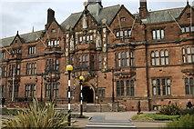 SP3378 : Coventry Council House by Derek Bennett