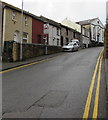 SO2603 : Steep High Street, Abersychan by Jaggery