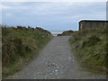 SN6092 : Over the dunes to Ynyslas beach by Eirian Evans