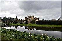 TQ4745 : Hever Castle by Michael Garlick