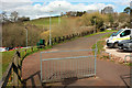 SX8866 : Shared use path at Edginswell by Derek Harper
