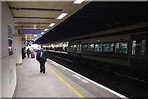 SP0686 : New Street, Platform 2 by Bob Harvey