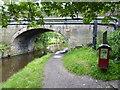 SD5920 : Moss Lane Bridge No 80 by Mat Fascione