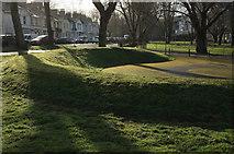 SX9164 : Upton Park by Derek Harper