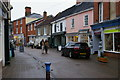 TM3877 : Thoroughfare, Halesworth by Christopher Hilton