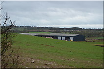 SX9987 : Higher Bagmores Farm by N Chadwick