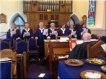 H4472 : Trinity Presbyterian Church, Omagh by Kenneth  Allen